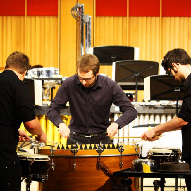 SPLASH Percussion NRW – Live in Heek