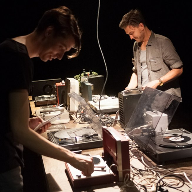 1.000 Beats – Pieterjan Ginckels (BE) in der BLACK BOX